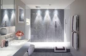 Bathroom Shower Marvelous 30 Contemporary Shower Ideas Freshome In Modern Bathroom