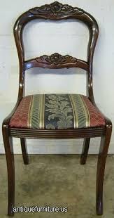 Antique Mahogany Dining Room Furniture Antique Tell City Mahogany Dining Chair At Antique Furniture Us