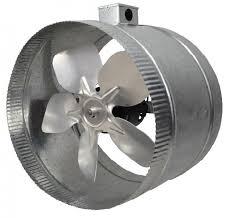 air duct assist fan 4 pole suncourt duct booster fan 12 thru 16