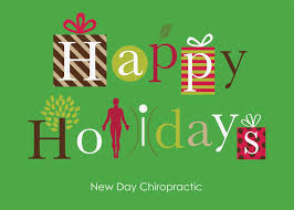 happy holidays chiropractic card chiropractic by brookhollow