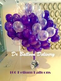 helium balloon delivery 1 balloon delivery la 310 215 0700 los angeles bouquets balloons