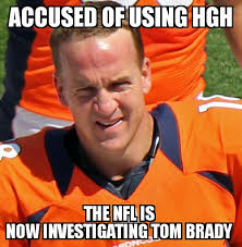 Manning Meme - 14 best memes of peyton manning allegedly cheating with hgh sportige