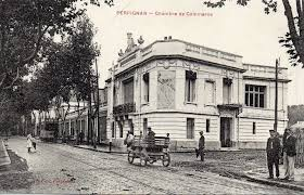 chambre des commerces perpignan perpignan chambre de commerce carte postale ancienne et vue d