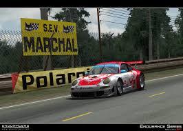 porsche gt3 rsr endurance series 2009 porsche 997 gt3 rsr previews virtualr