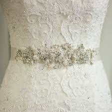wedding dress belts wedding sash lace belt rhinestone sash wedding dress belt sash