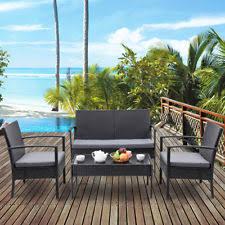 Wicker Patio Furniture Ebay Patio U0026 Garden Furniture Sets Ebay