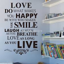 Home Decor Rules Decor Sticker Picture More Detailed Picture About Love Smile