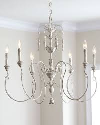 White Chandeliers Chandelier Astounding White Distressed Chandelier Rustic Kitchen