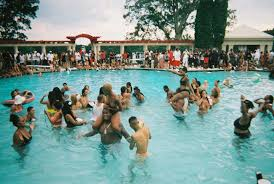 house pool party la vie en rozay lost in the dream at rick ross s mmg pool party