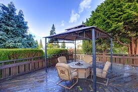 Patio Gazebo Ideas Gazebos To Make Your Patio A Social Destination