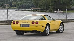 corvette zr1 yellow 1995 chevrolet corvette zr1 s127 kissimmee 2014