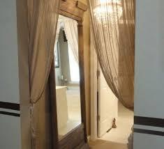 Door Way Curtains Ideas To Cover A Door Opening