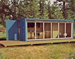 ideas trendy sea container cabin conex box house shipping