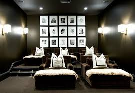 home theatre ideas perfect chairs for two i love that you have
