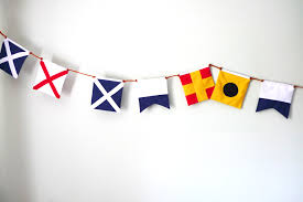 Pretty Bunting Flags Bunting Aisling Designs