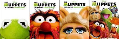 the muppets posters for the new collider