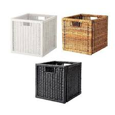 ikea nornas ikea branas storage basket to fit nornas kallax units 32x34x32