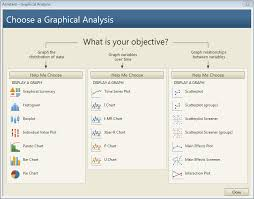 which supplier should you choose check the data minitab