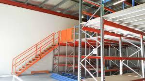 Mezzanine Floors Modular Storage Systems
