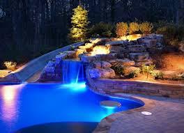 Landscape Lighting Atlanta - georgia classic pool lightscapes atlanta