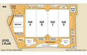 miami beach convention center u0027s big plans miami herald