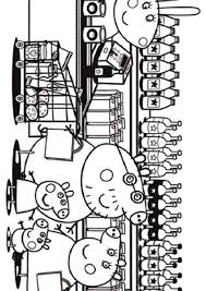 peppa pig coloring pages 14 peppa pig peppa pig