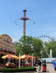 New York Six Flags Great Adventure Newsplusnotes Skyscreamer And Adventure Alley Debut At Six Flags