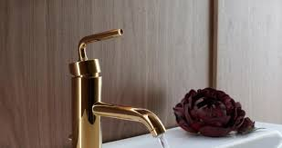 Watermark Faucet Shower Industrial Style Faucets By Watermark To Give Your