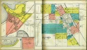 Plat Maps 1908 Oakland County Plat Maps U2013 George Ogle Publishing Company
