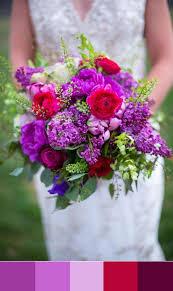 Violet Wedding Flowers - 242 best purple wedding color palettes images on pinterest