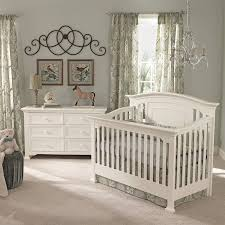 White Convertible Crib With Drawer Munire Medford 6 Drawer Dresser With Optional Hutch Hayneedle