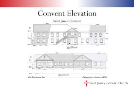 Catholic Church Floor Plans Current Projects Saint James Catholic Church