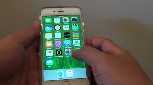 iphone 6 how to reset home screen layout youtube