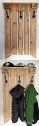 best 25 coat hook shelf ideas on pinterest coat hooks with ideas to give wood pallets second life pallet coat racksshipping