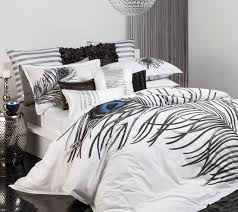 Featherbedding Trina Turk Peacock Bedding Planning Peacock Bedding For Boys
