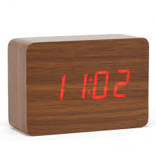 Modern Desk Clock Modern Desk Clock Contemporary Wood Thediapercake Home Trend With