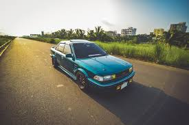 toyota altezza modified low down the south asian way of doing it the daily star