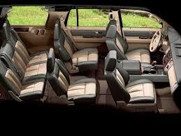 Excursion Interior 2016 Ford Expedition Price Platinum El Limited Interior2016