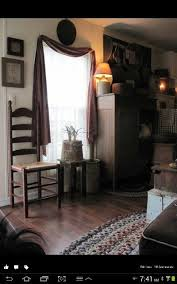 Pictures Of Primitive Decor 202 Best Primitive Livingroom Images On Pinterest Primitive