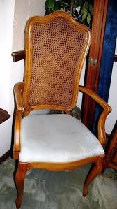 Thomasville Wingback Chairs One Of A Set Of Six Vintage Thomasville French Country Style