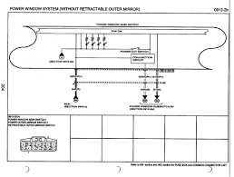 electrical wiring side mirrors mazda 6 forums mazda 6 forum