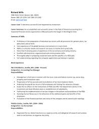 Accounting Student Resume Accounting Resume Samples Resume Samples And Resume Help