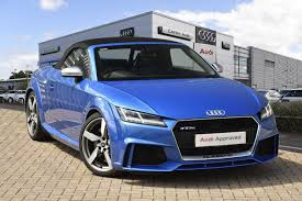 audi sports car used audi tt cars for sale motors co uk
