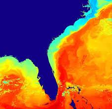 temperature map of florida noaa explorer islands in the streams 2001 sea surface