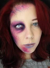 How To Apply Halloween Makeup by How To Apply Latex Zombie Makeup Mugeek Vidalondon