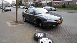 peugeot 406 coupe v6 new summer wheels