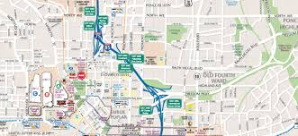 Downtown Las Vegas Map by Maps Of Downtown Atlanta Interactive And Printable Maps