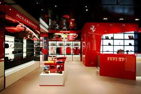 italy design shop store by iosa ghini associati maranello italy store