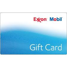 gas gift card 50 exxon mobil gas gift card for 46 free shipping