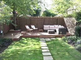 Sloped Backyard Landscaping Ideas Ideas For A Small Backyard U2013 Instavite Me